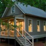 Pine Mountain's big-footprint, low-impact Callaway cottage