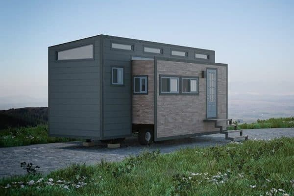Aurora: A new THOW with the spaciousness of a park model