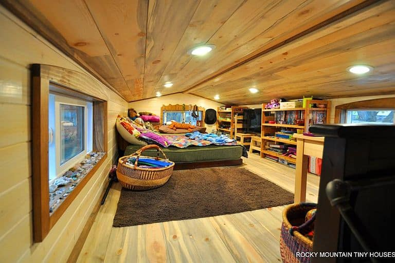 Tiny Home Designs: Rocky Mountain Tiny Houses Pulls Out All The Stops