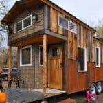 Rocky Mountain Tiny Houses pulls out all the stops