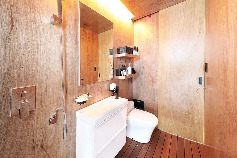 Mini Chalet Sparks Pyeongchang S Olympic Tiny House Village