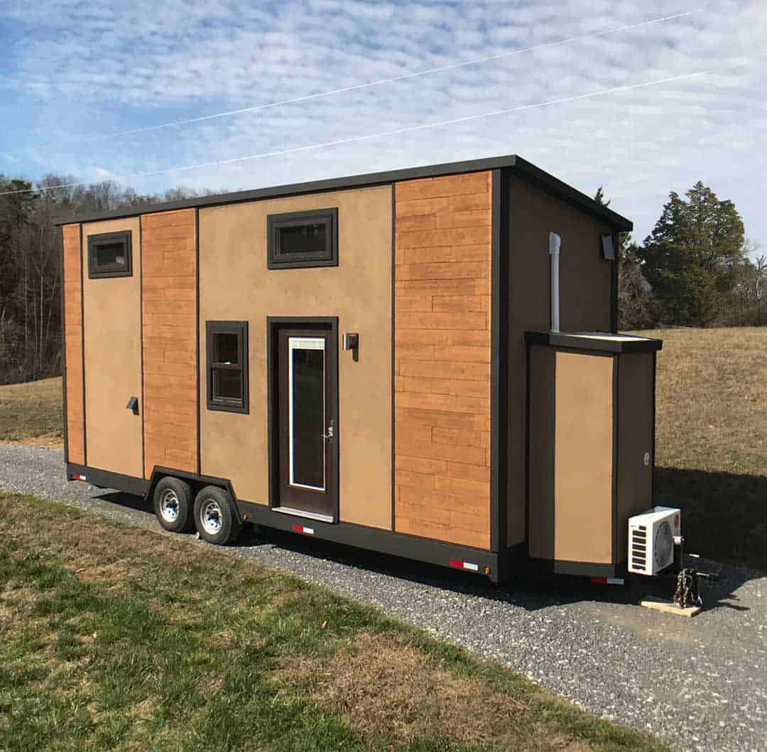 Tiny houses on trailers for sale - Featured Tiny Houses