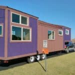 Tiny Diamond's Purple Monster: Big, practical family home