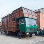 HouseBox's all-wood house truck