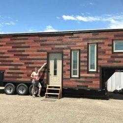 Neil & Tonya's Tiny House On The Road