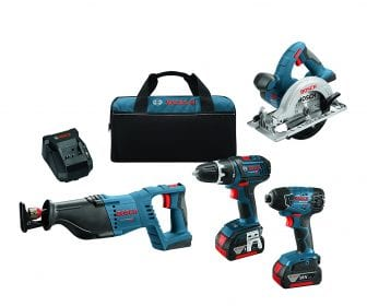There's an insane one-day discount on Bosch tools happening right now