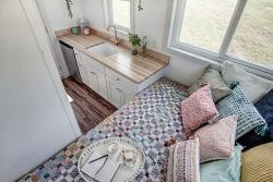 The Nugget: Modern Tiny Living's bright, off-grid micro-home