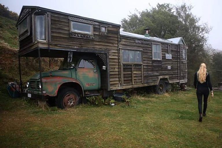 Golden Bay House Truck