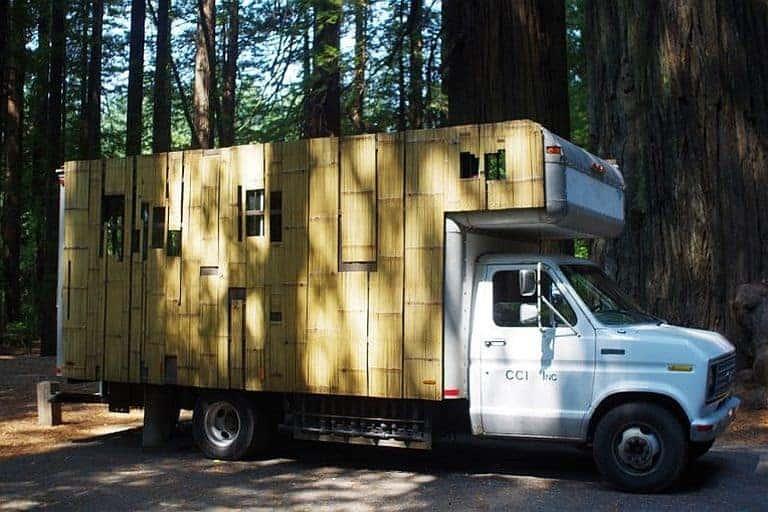 Steve Selby Box Truck