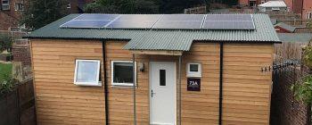 iKozie: Well-designed modular housing for the homeless