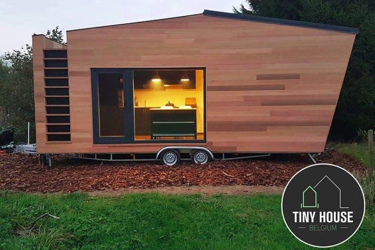 Tiny House Belgium