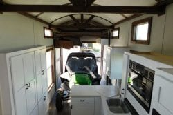 Tiny Idahomes' Toy Hauler THOW