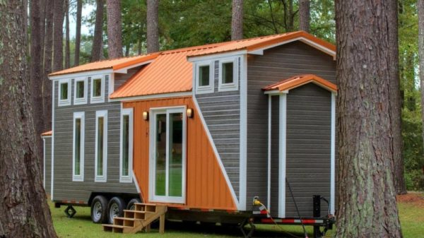 Trinity V2 by Alabama Tiny Homes