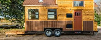 A compact off-grid THOW with MitchCraft's signature style