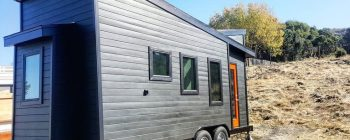 My Tiny Home Co.'s modern, modestly priced Wave