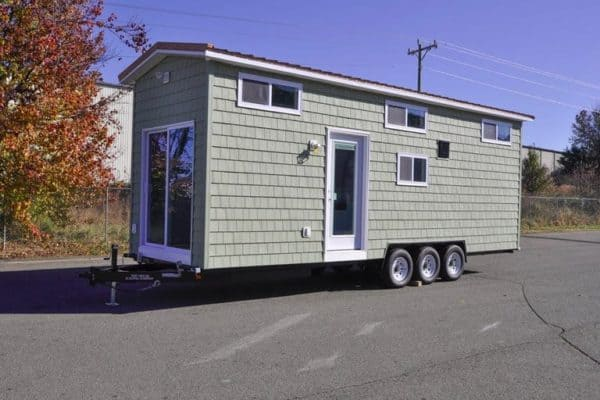 Tiny House Building Company's Bayview
