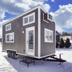 "Bright and Beautiful ""Cocoa"" Tiny Home"