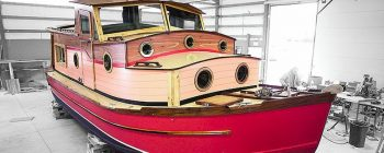 Second WaterWoody has extra length, more electronics, same superb craftsmanship