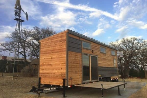 A traditional homebuilder's well-done, well-priced foray into the tiny house market