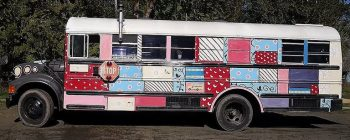 The Patchwork Bus of Oz