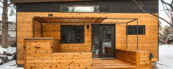 Hiatus Tiny House Shows Off Superb Design