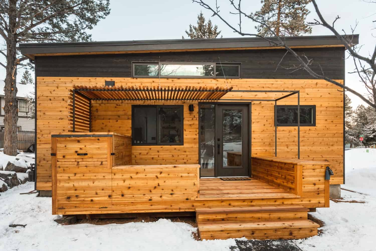 Tiny Home Designs: Hiatus Tiny House Shows Off Superb Design