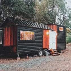 College couple with zero experience build a STUNNER of a home together