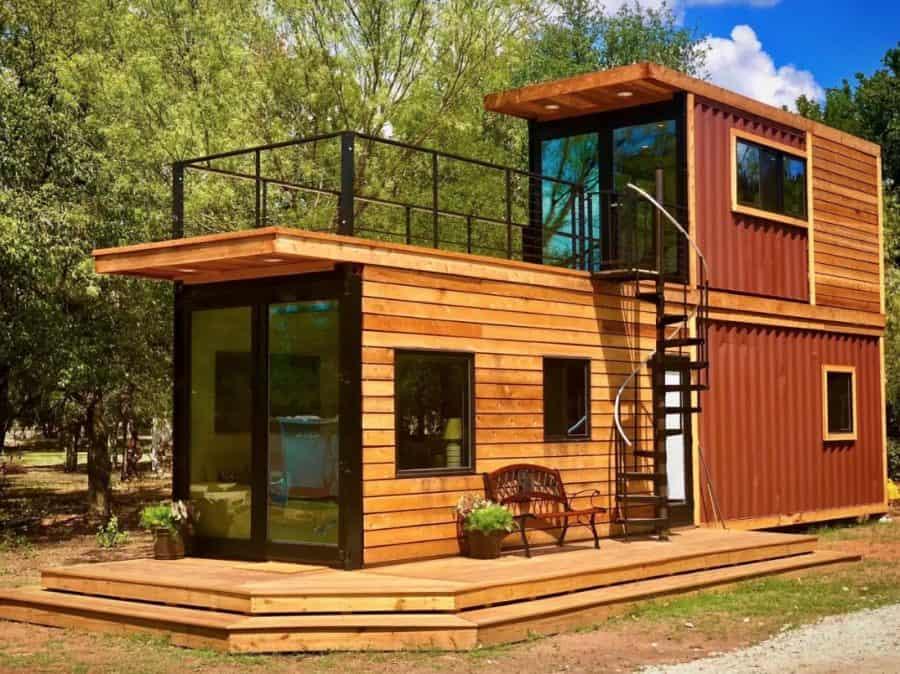 Stunning Cargo Home
