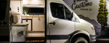 Mercedes Sprinter Turned Into Feature Rich Motorhome