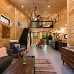 Positively Gorgeous Family Size Tiny Home