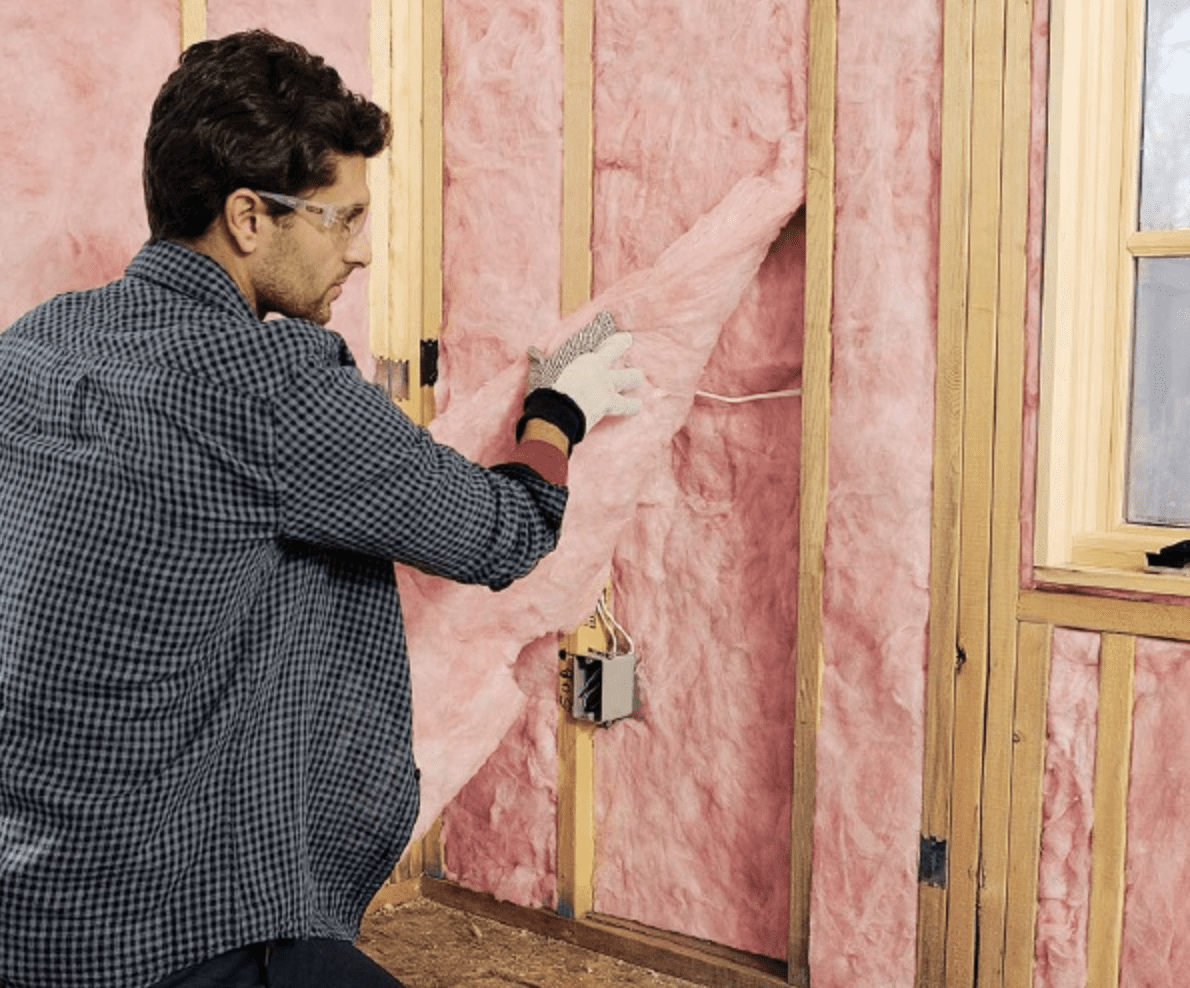 Insulation for tiny house