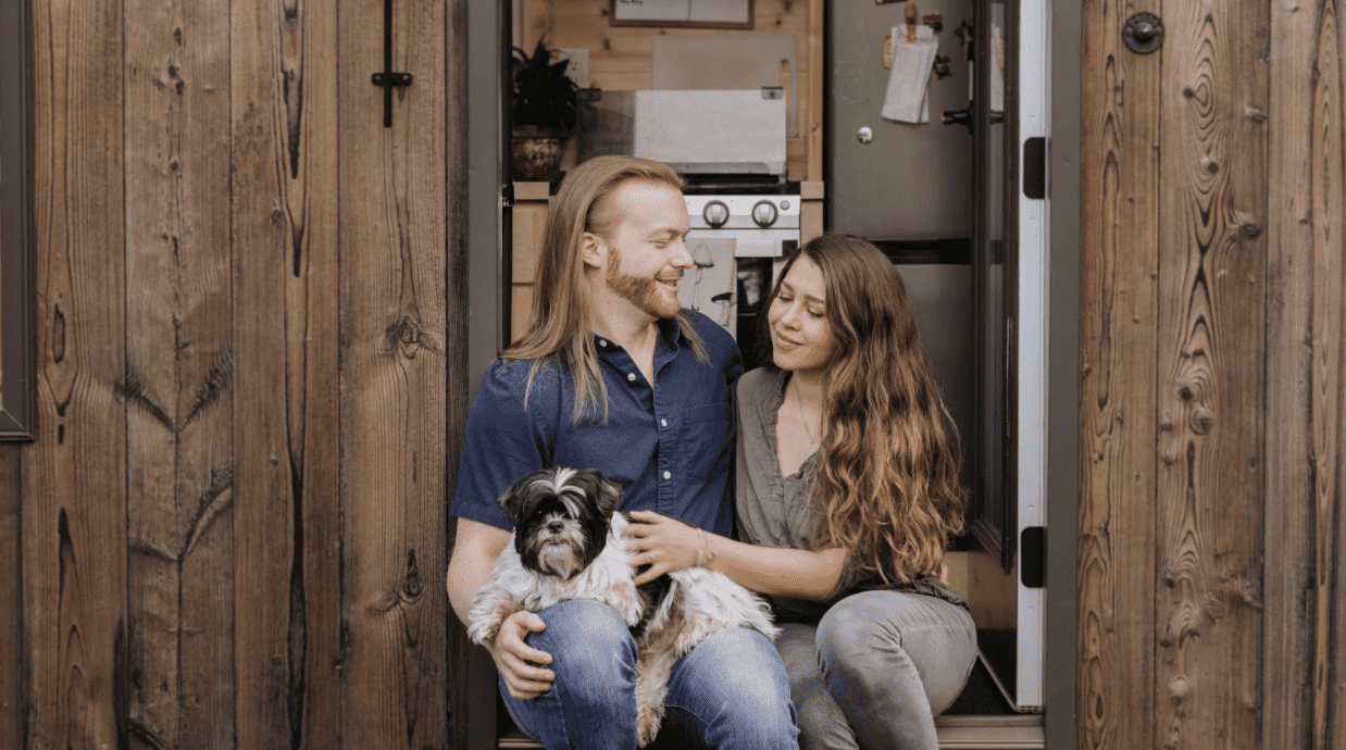 Grace and Ryan Tiny House