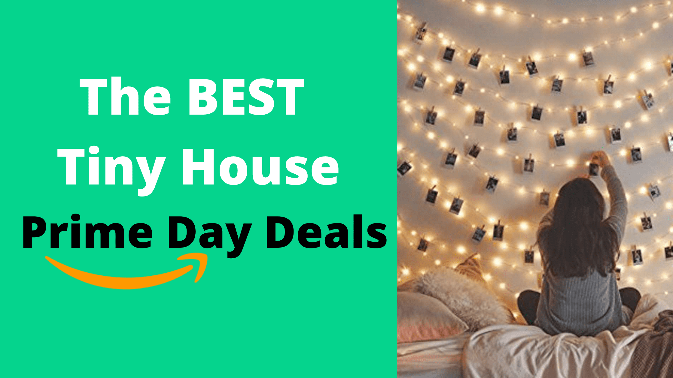 Tiny House Prime Day